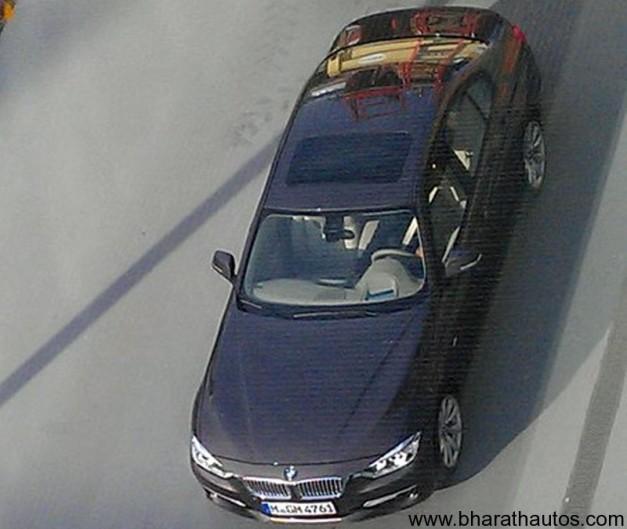 2012 BMW 3-Series (F30)