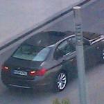 2012 BMW 3-Series (F30) - Rear