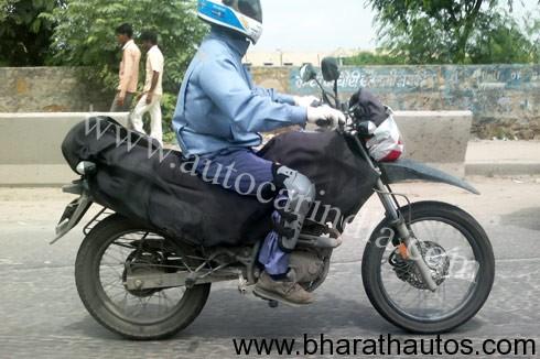 Hero MotoCorp Dirt Bike in Uttarakhand spied