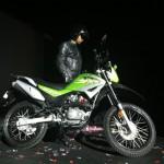 Hero MotoCorp150cc 'Impulse' Dirt Bike