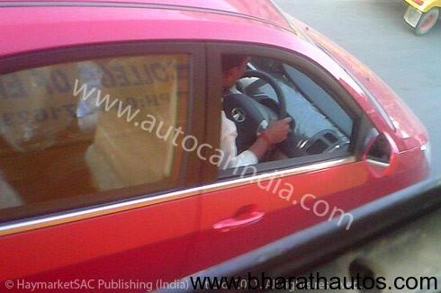Tata Indica Vista facelift - Interiors