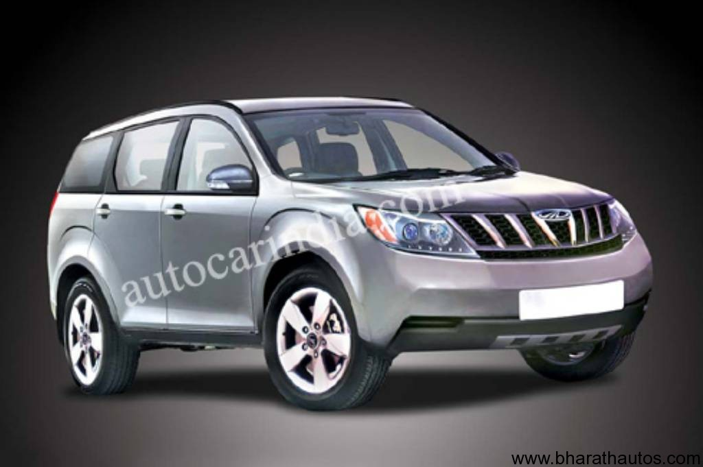 Mahindra is likely to launch W201 SUV on 26th September