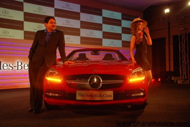 Mercedes-Benz-SLK-Class-in-India