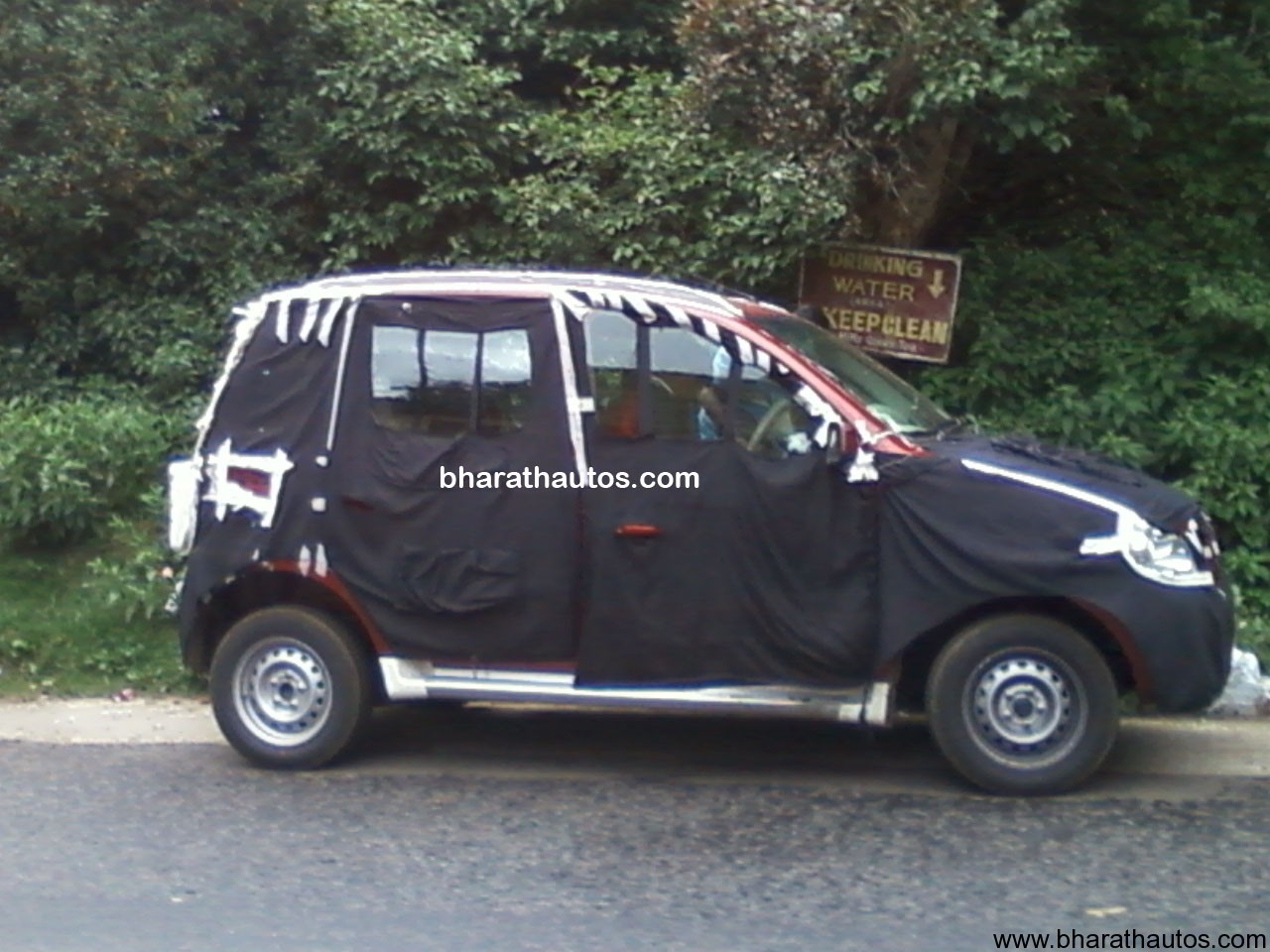 Mahindra To Launch A Small Car Codenamed Brl By 2013 14