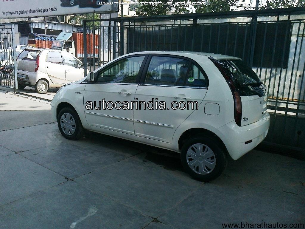 Tata Indica Vista facelift version - 002