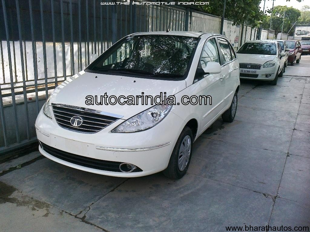 Tata Indica Vista facelift version - 001