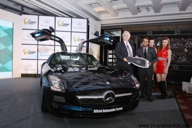 Mercedes-Benz Partners With Buddh International Circuit