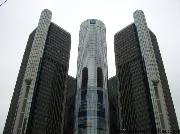 GM takes on Toyota to regain its World No.1 title