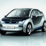BMW i3 Plug-in Electric Concept Car - 001