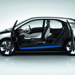 BMW i3 Plug-in Electric Concept Car - 002