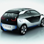 BMW i3 Plug-in Electric Concept Car - 003