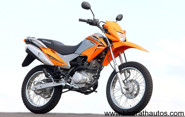Is Honda NXR150 Bros, the Hero MotoCorp's dirt bike in India?