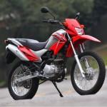 Honda NXR150 Bros- 001
