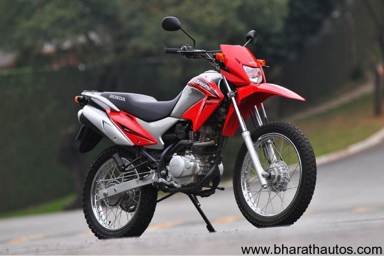Is Honda Nxr150 Bros The Hero Motocorp S Dirt Bike In India