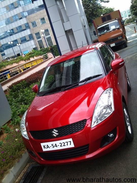 new-Maruti-Swift-Bangalore