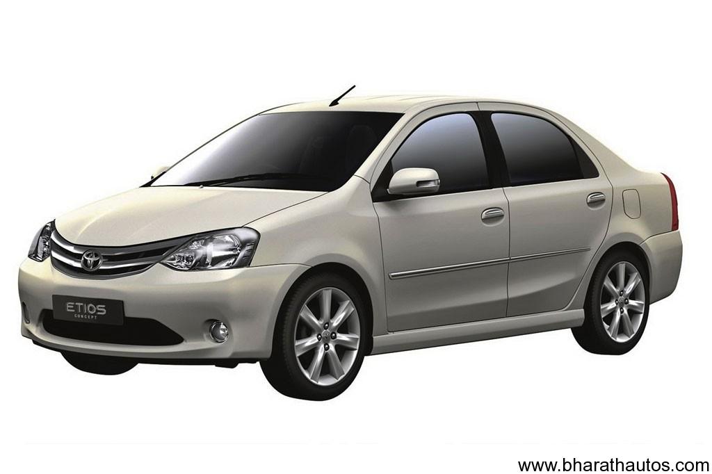 Toyota Etios Diesel Scheduled For September