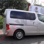 Nissan NV200 van - 003