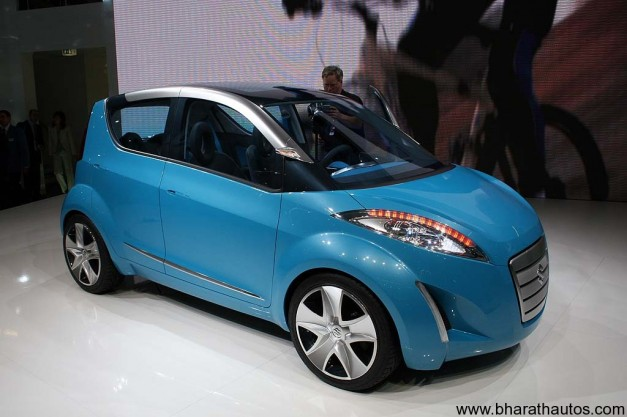 Suzuki Splash (Ritz) Concept