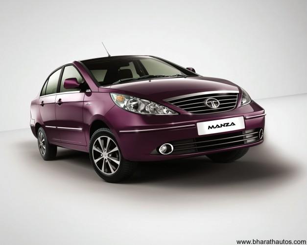 """New Tata Manza's """"Celebration Edition"""""""