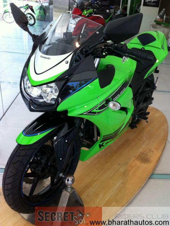 2012 Kawasaki Ninja 250r Special Edition 002