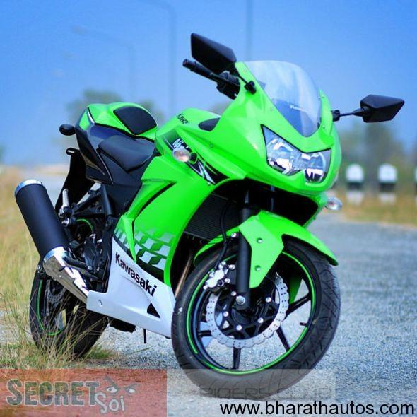 2012 Kawasaki Ninja 250R Special Edition - 001