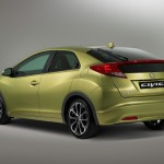 Euro-spec 2012 Honda Civic - 002
