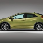 Euro-spec 2012 Honda Civic - 003