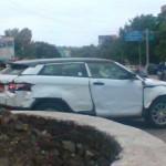 Range Rover Evoque spied in Pune - 004