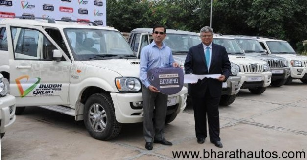 Mahindra & Mahindra partners with Buddh International Circuit