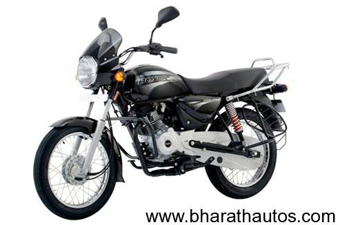 Bajaj Boxer 150 (Bharat bike)