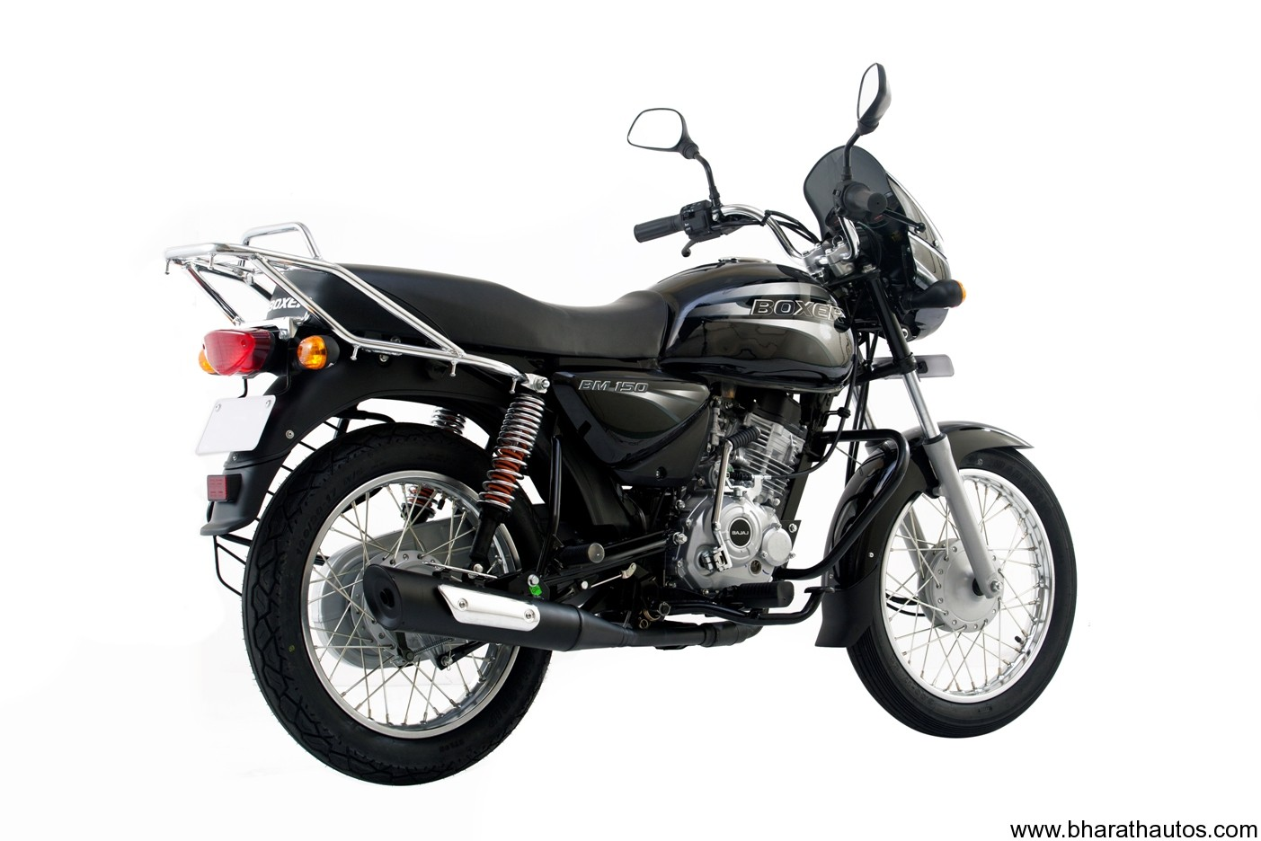 Bajaj Boxer 150 Bharat Bike Images Amp Technical