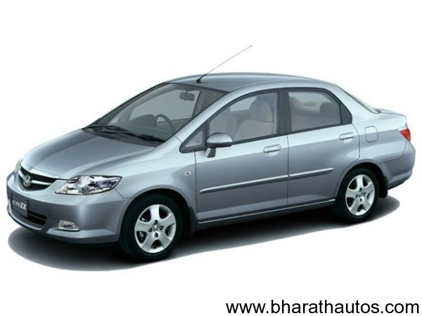 Honda City second-gen recall