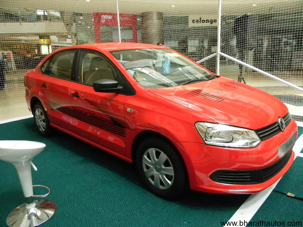 Volkswagen Launches Limited Edition Polo Amp Vento Breeze