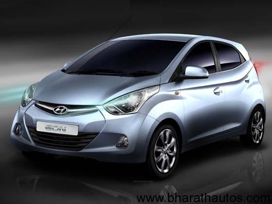 Hyundai Eon- Front
