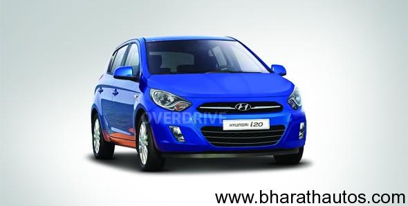 Hyundai i20 RENDERING