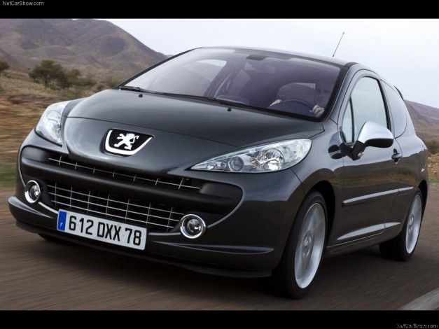 Peugeot 207 Rc 001 Bharathautos Automobile News Updates