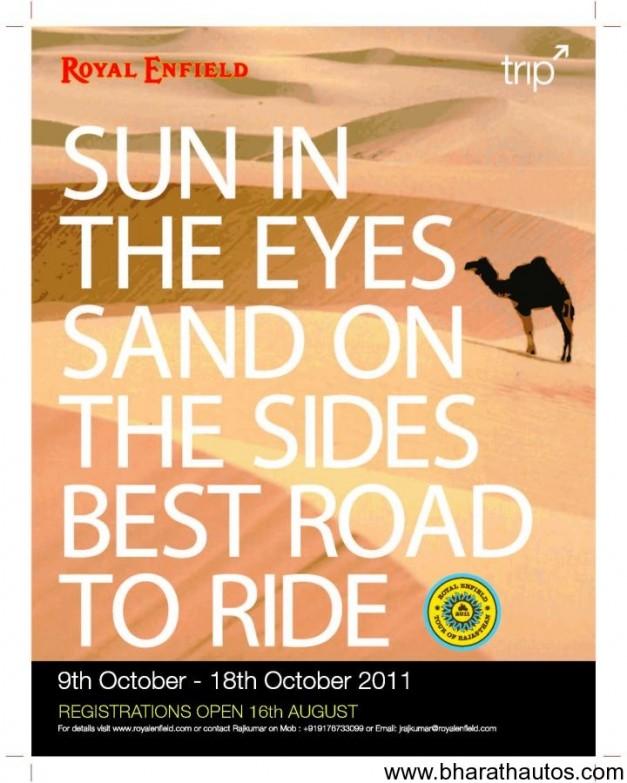 Rajasthan-Ride