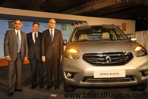 Renault-Koleos-India-Launch