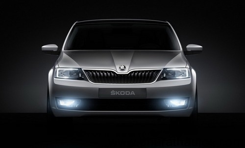Skoda Mission L Concept - FrontView