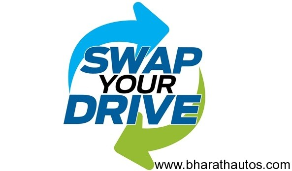 Ford India introduces 'Swap Your Drive' campaign