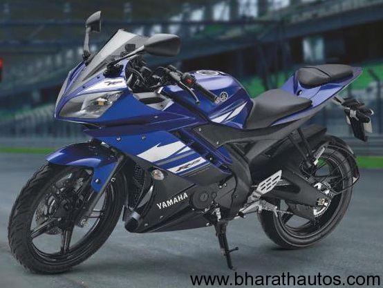 Yamaha YZF R15 Version 2.0 - FrontFascia