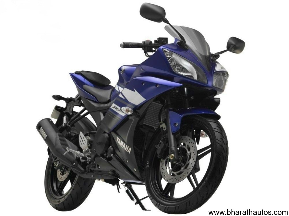 Yamaha YZF-R15 version 2.0 (Racing Blue)