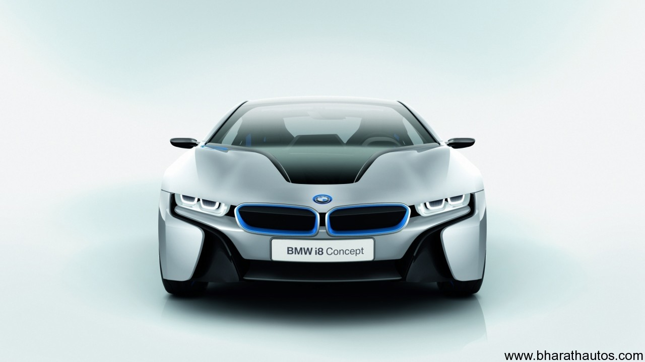 Bmw I8 Laser Light 001 Bharathautos Automobile News Updates