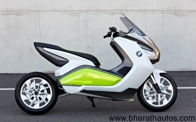 BMW Motorrad Concept e.