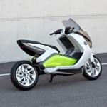 BMW Motorrad Concept e - 002