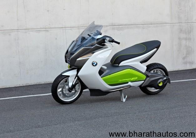 BMW Motorrad Concept e - 001
