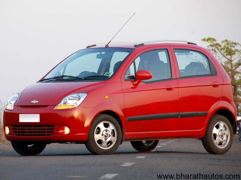 Chevrolet Offers Spark Car Range Starts At Price Rs 2 79 Lakhs