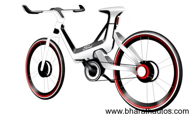 Ford E-Bike Concept - 001