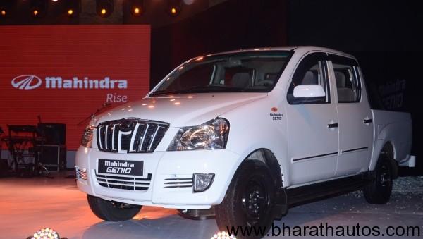 Mahindra Genio range launched for global market