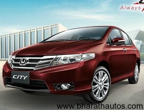 2012 Honda City revealed in Thai advertisement - 003